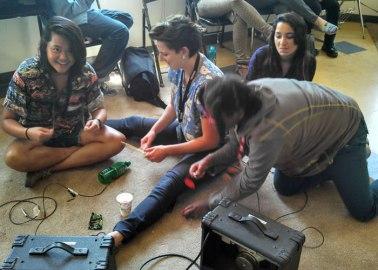 Bay Area Girls Rock Club, Oakland