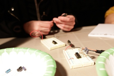 Breadboards in action